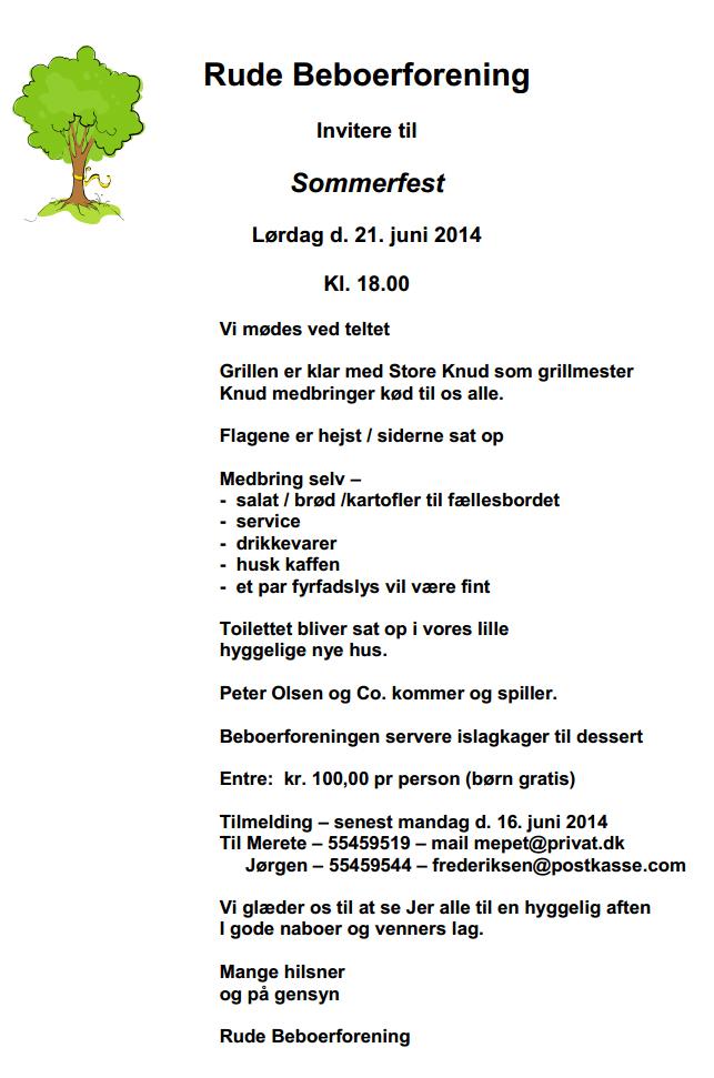 Sommerfest 14